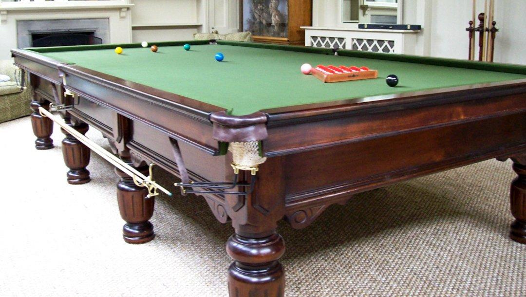 Riley Aristocrat antique Snooker table