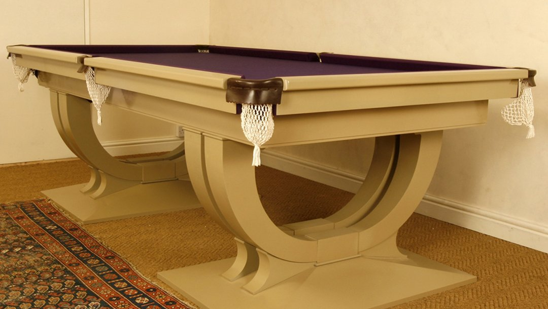 Mahogany Pool / Snooker Dining / Boardroom dual purpose table.