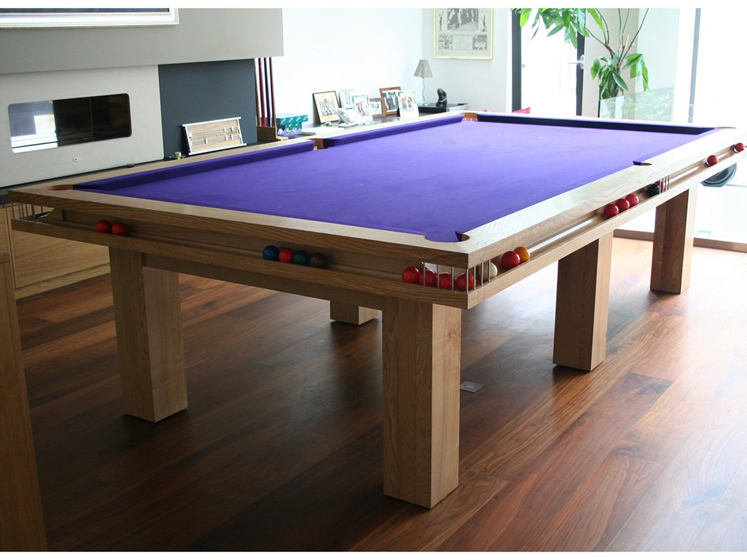 10ft Ball-runner Snooker table