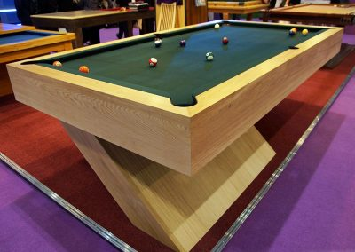 Oak-Cantilever-pool-table