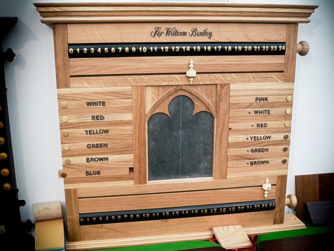 Bentley Life-Pool Scoreboard-Marker