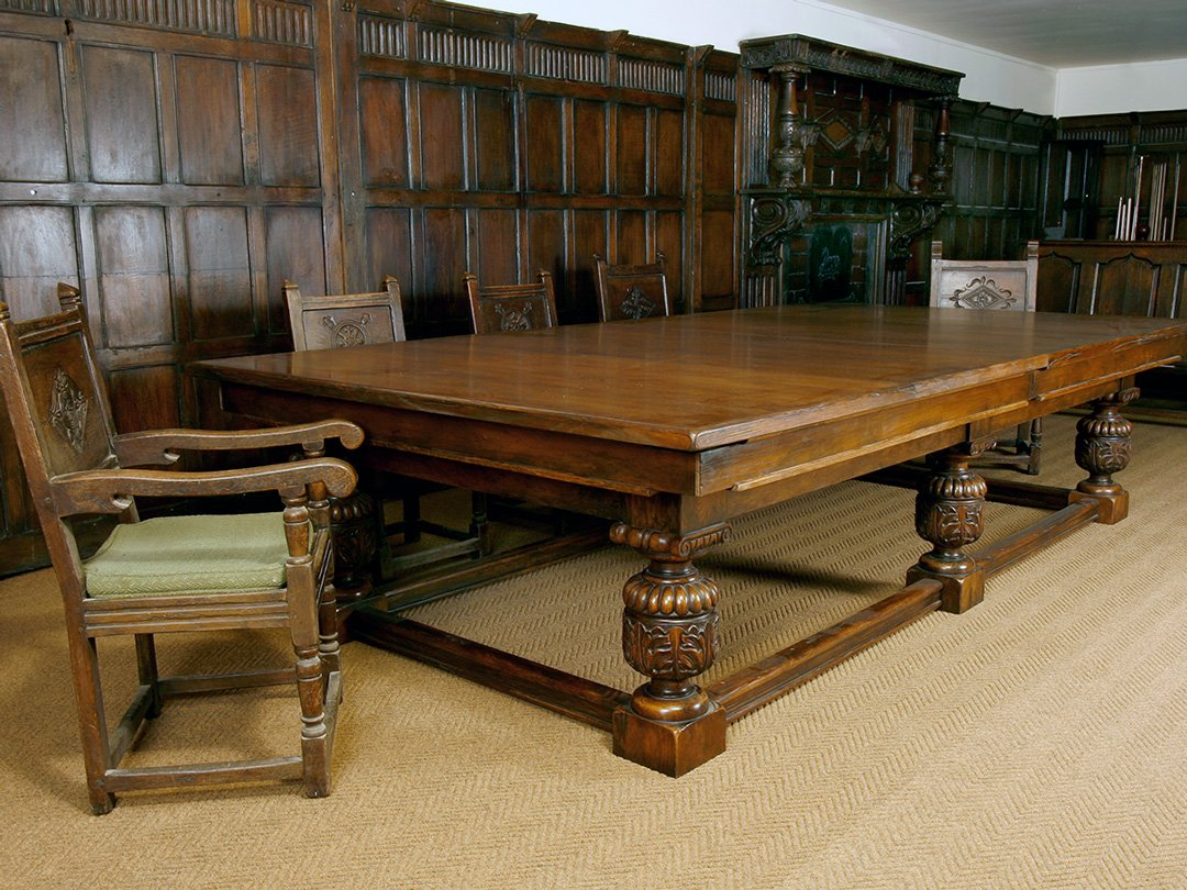 Refectory Snooker-Dining table