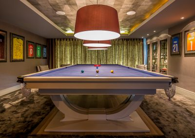 Bentley Soho – full-size Snooker table