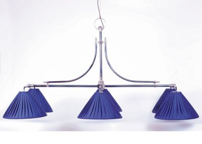 Marlborough 6-lamp Billiard light