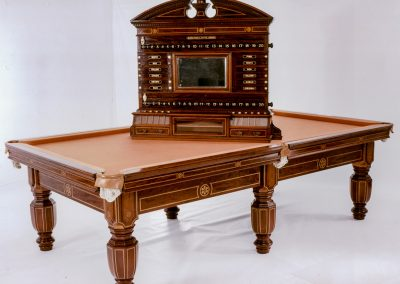 Tsar-Nicholas Billiard table replica