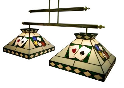 Vegas Pool table Light