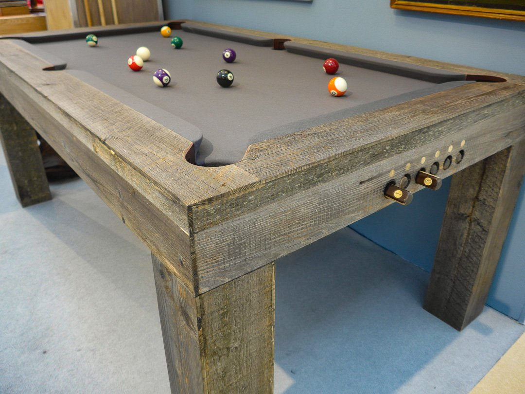Driftwood Spur design 6ft Pool table
