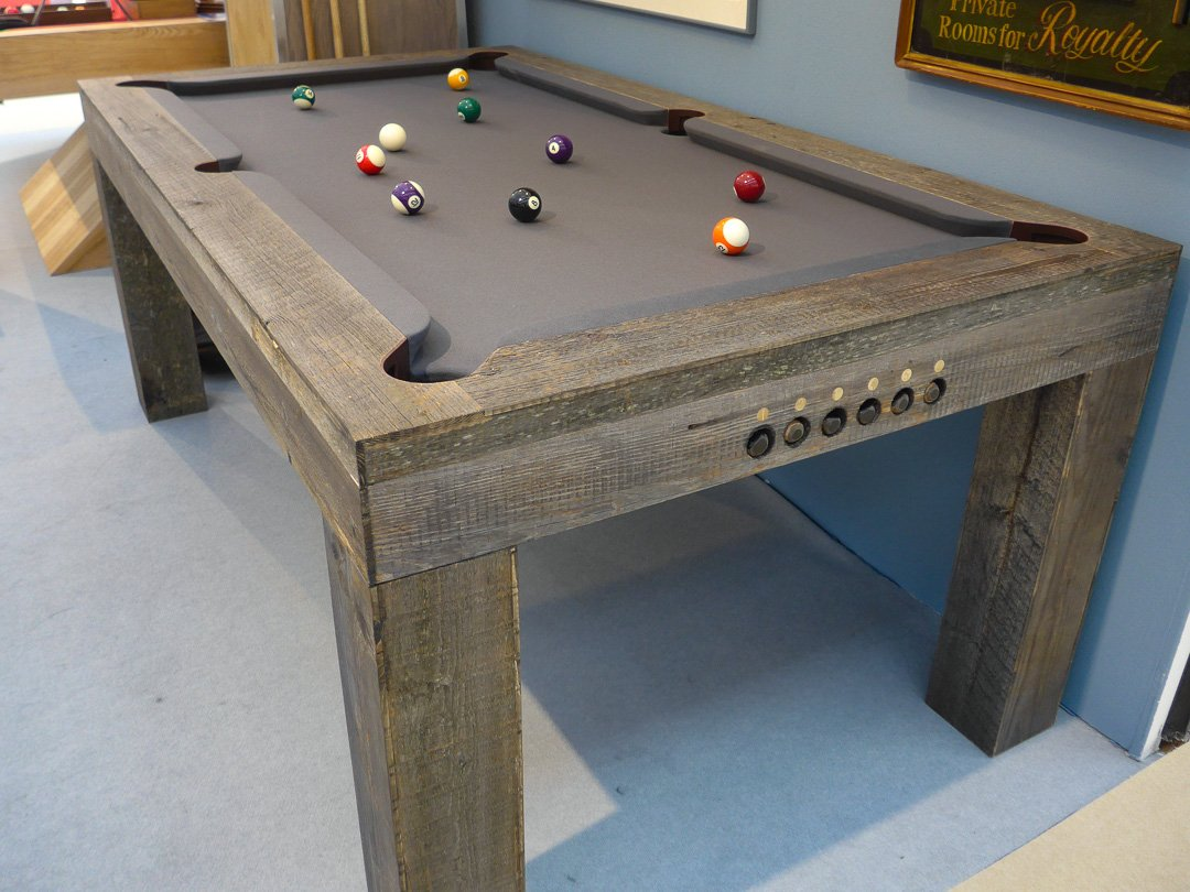 Driftwood Spur design 6ft UK Pool table