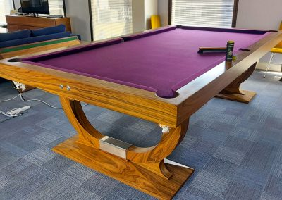 Continental Air-lift 9ft Snooker Dining table