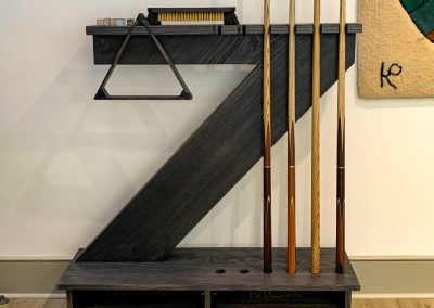 Cantilever Cue Rack