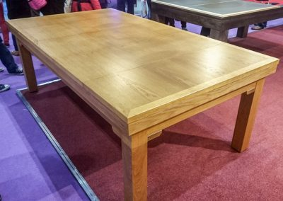 7ft Spur Wind-up Pool dining table